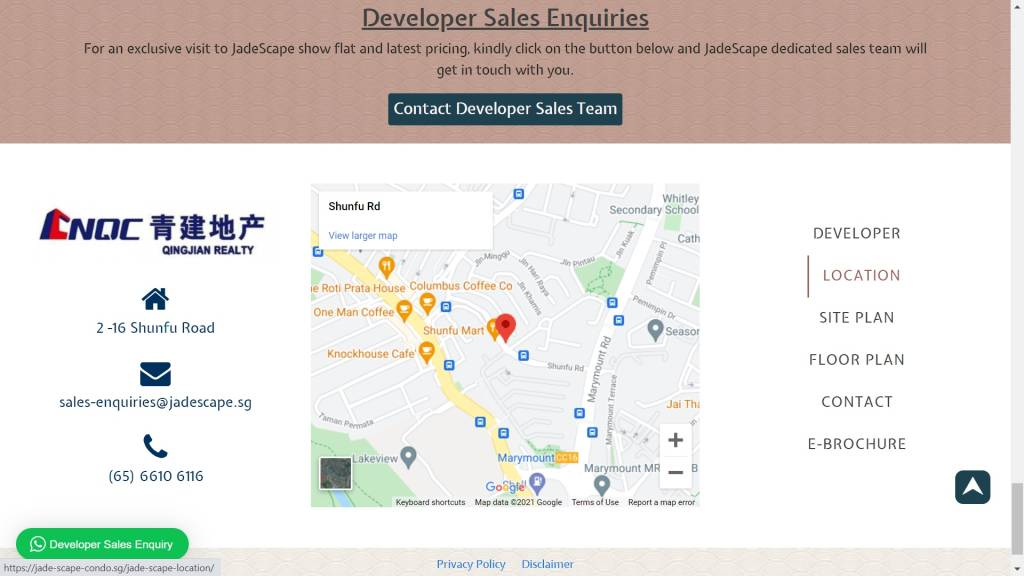 Web Development Company JadeScape
